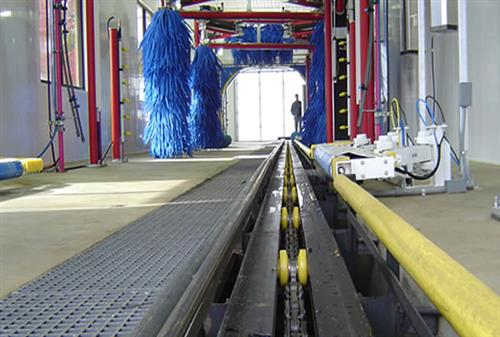 Complete Tunnel Systems Motor City Wash Works Tunnel